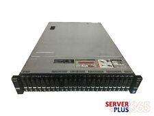 Dell PowerEdge R730XD SFF Server, 2x E5-2699 V3 2.3GHz 18Core, 128GB, 10x 960GB
