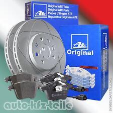 ATE Powerdisc Bremsenset Mercedes C-Klasse 288mm VA W203
