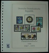 DDR ZD 1967-1975  Vordruck farbig TOP Bilder in Beschreibung