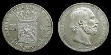 Netherlands - 2½ Gulden 1874