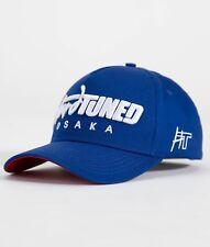 HardTuned Blue Osaka Tokyo A-Frame Snapback Baseball Cap Hat