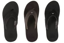 Reef Rover RF002295 Black & Brown Men's FlipFlop 8 9 10 11 12 13