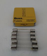Buss AGC 5 amp fuse, 5 pack, AGC5 amp fuse, littlefuse # 311005 - NEW!
