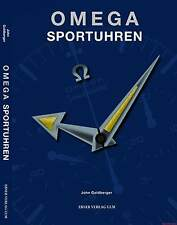 Fachbuch Omega Sportuhren, deutsche Ausgabe, super Bilder, NEU