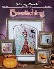 Bewitching by Stoney Creek BK453 cross stitch pattern