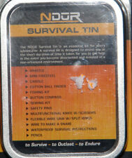 NDUR Survival Tin Kit