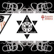 "ALIEN DEVIANT CIRCUS ""Ananta - Abhava"" CD 2015 BLACKLODGE ANTAEUS"