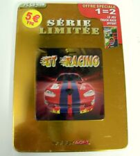 GT RACING + TRUCK RACE Limited edition / Serie Limitée jeu PC game NEUF / NEW