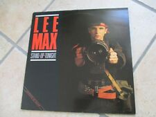 MAXI 45T LEE MAX  stand up tonight