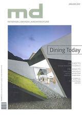 md Magazin 1.2017 +++ interior | design | architecture +++ wie neu +++