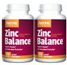 Jarrow Zinc Balance 15 MG 100 CAPS - 2 Packs