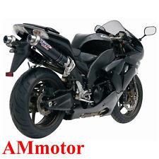 Mivv Kawasaki ZX-10 R 2007 07 Escape Moto Silenciador Gp X1 Carbon