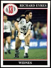 Richard Eyres #118 Merlin Rugby Football League 1991 Trade Card (C247)
