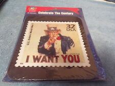 """New listing Wwi """"Uncle Sam I want You"""" Mouse Pad"""