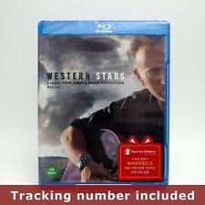Western Stars .Blu-ray