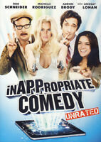 Inappropriate Comedy New DVD