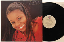 Randy Crawford Secret Combination LP Vinyl 1981 -  VG+