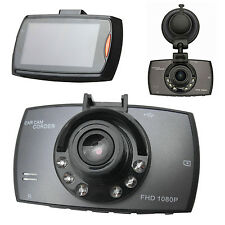 "New 2.7"" HD Car LED DVR Road Dash Video Camera Recorder Camcorder LCD 720P New"