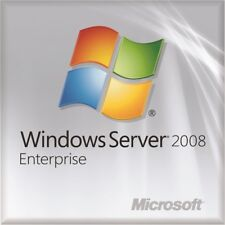 MSFT Windows Server 2008 R2 Enterprise Edition - 64 BIT - FULL RETAIL LICENSE