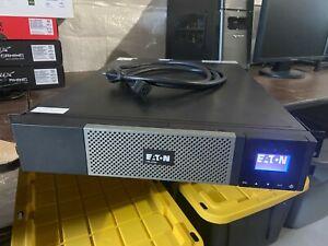 Eaton 5PX 3000 iRT2U Line Integrated GPH-LCD