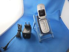 Original MOTOROLA Zustand V171 Silber Silver Phone RARITÄT Old Kult Handy TOP