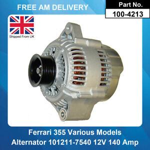 Alternator For Ferrari Bosch F1 101211-7540 158047