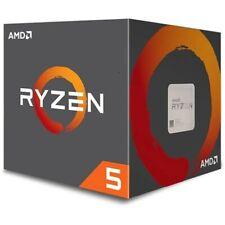 AMD Ryzen 5 1600 Desktop CPU - AM4 / Hex Core / 3.2 GHz /19MB / 65W + AMD Cooler