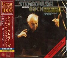 LEOPOLD STOKOWSKI-STOKOWSKI BACH TRANSCRIPTIONS-JAPAN CD Ltd/Ed B63