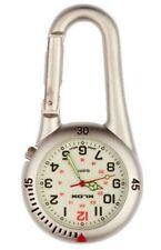 Weiße Quarz-Taschenuhren (Batterie)