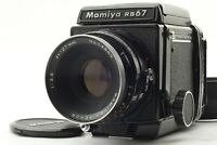 [N.Mint] Mamiya RB67 Pro S camera+ Sekor C 127mm f3.8 lens +120 back from Japan