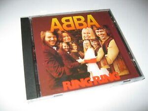 CD  ABBA  ring ring    ( 1973 )   polydor     pop   rock   first album