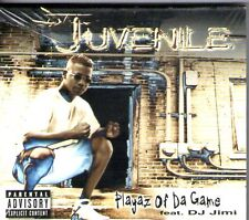 Playaz of da Game [PA] by Juvenile (CD, Sep-2000, D3 Entertainment) NEW 12 Track