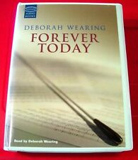 Deborah Wearing Reads Forever Today 10-Tape UNABRIDGED Audio Book Amnesia/Clive