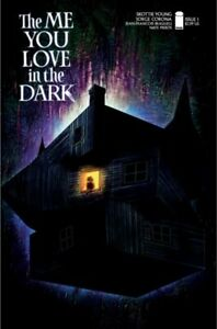 🚨😱 THE ME YOU LOVE IN THE DARK #1 DIAZ Cabin In The Woods Variant LTD 500