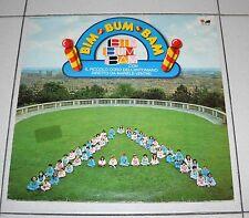 """Lp 33 giri Piccolo Coro dell'Antoniano BIM BUM BAM - Five 1984 12"""""""