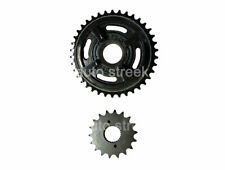Genuine Royal Enfield Classic Model 18T Front and 38T Rear Chain Sprocket