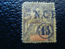 NOUVELLE CALEDONIE timbre yt n° 57 n* (A4) stamp new caledonia