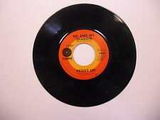 Peggy Lee Is That All There Is/Me And My Shadow 45 RPM VG+