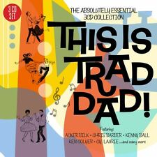 This Is True Dad! ABSOLUTELY ESSENTIAL COLLECTION 50s & 60s Jazz Music NEW 3 CD