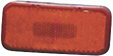 Fasteners Unlimited 89-237R Command Electronics Rounded Corner Light-Red Repl...