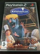 PS2 - Disney Pixar Ratatouille - ESP