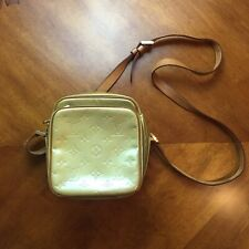 Louis Vuitton Vernis Wooster Monogram Crossbody Bag
