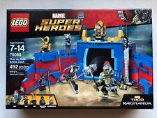 Lego Marvel Super Heroes 76088 Ragnarok Thor vs Hulk Arena Clash NEW SEALED