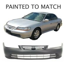 Painted to Match - Fits 2001 2002 Honda Accord Sedan Front Bumper