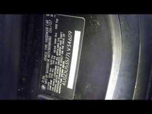Driver Left Quarter Glass Coupe Fits 06-08 BMW Z4 668406