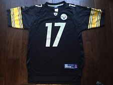 b44ed7f6d Mike Wallace  17 Pittsburgh Steelers NFL Football Jersey Size Youth L 14-16  GUC
