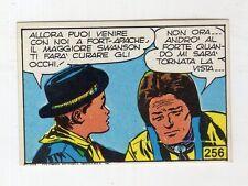 figurina RIN TIN TIN 1978 EDIZIONE COLUMBIA NEW NUMERO 256