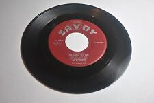 Nappy Brown (45-1511) Pretty Girl  / I'm Gonna Get You 1957