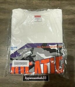Supreme Wheaties Tee White Size XL DS New. In hand