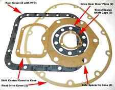 FULL Machine Gasket Set - Cletrac HG, Oliver OC-3, early OC-4 Crawlers, Dozers